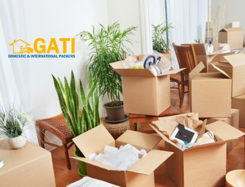Gati Packers – Packers and Movers in Chandigarh